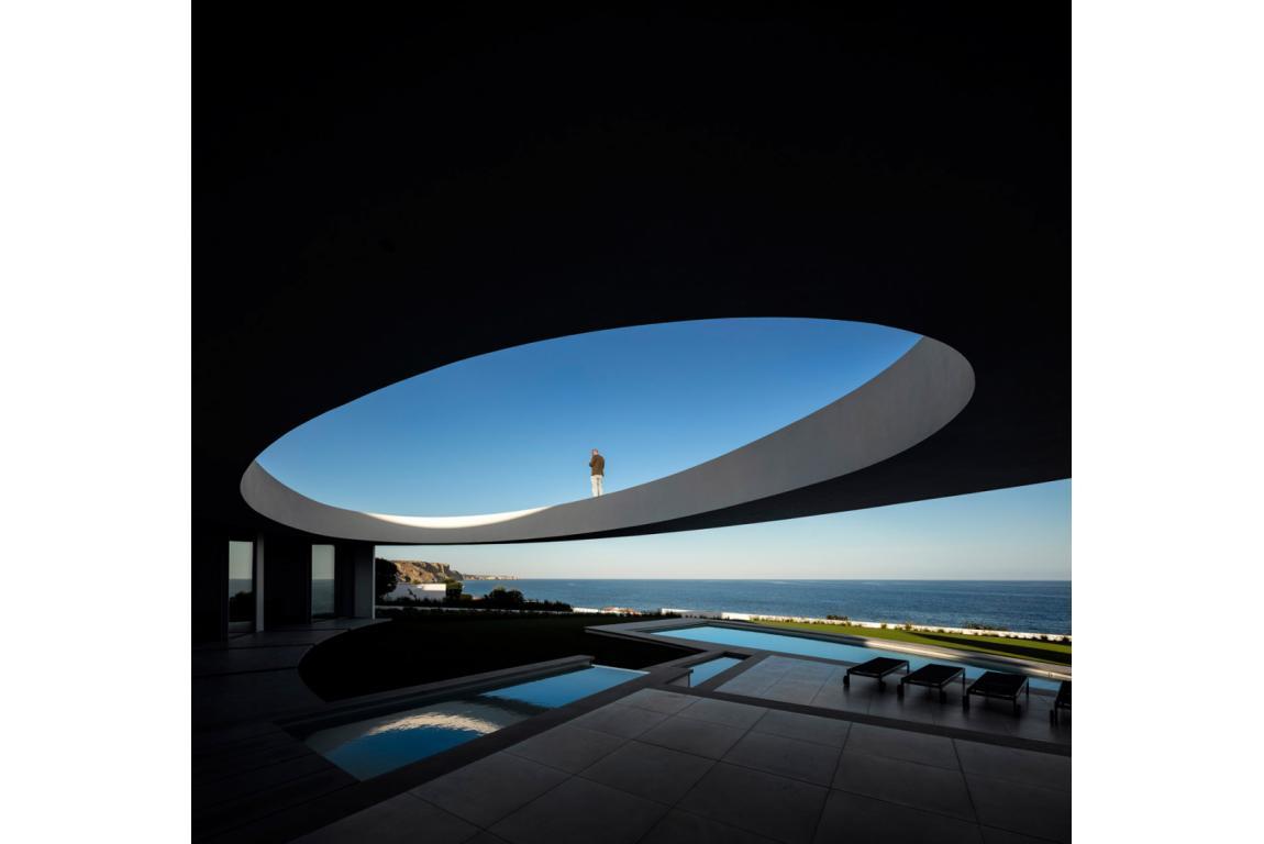 Elliptic House