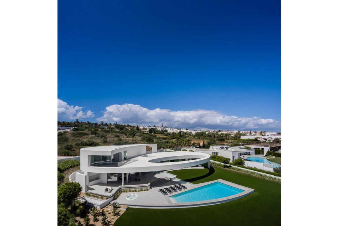 Elliptic House tony stark mansion