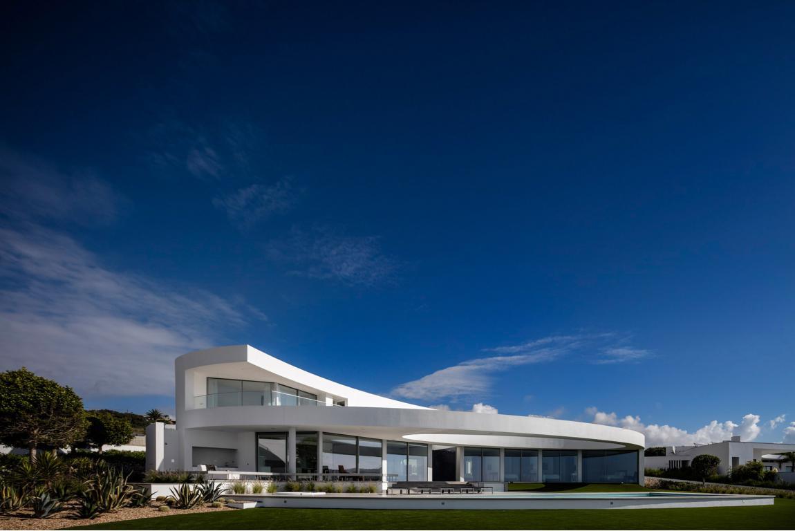 modern house lagos portogallo